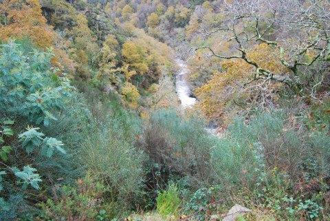 Ruta Fraga A Castellana en Aranga