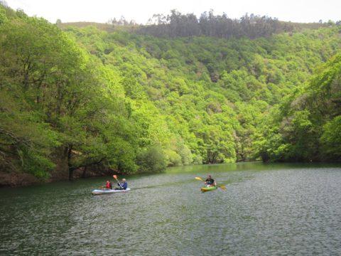 Senderismo y kayak Fragas del Eume – Ruta 'Armada do Cando' – Domingo 30 de julio de 2017